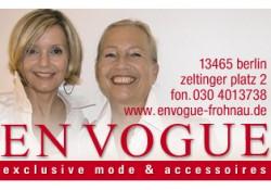 En Vogue - Damenboutique