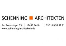 Dipl.-Ing. Architekt C. Schenning